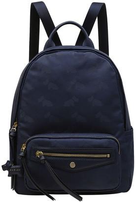 Radley Jacquard Medium Zip-Around Backpack