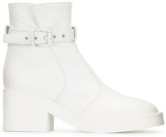 MM6 MAISON MARGIELA 70mm Ankle Boots