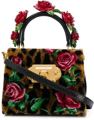 Dolce & Gabbana Rose Tote Bag