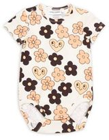 Mini Rodini Baby's Isola Bello Multi Flower Bodysuit