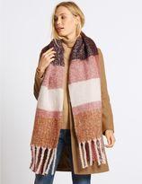 Marks and Spencer Tassel Blanket Scarf