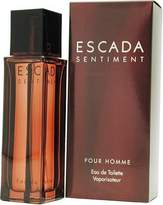 Escada Sentiment Cologne by for Men. Eau De Toilette Spray 3.3 Oz / 100 Ml.