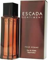 Escada Sentiment Cologne by for Men. Eau De Toilette Spray 3.3 Oz / 100 Ml.