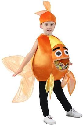 Feed Me Beta Fish Costume Size XS/S