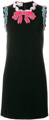 Gucci Contrasting Trim Dress