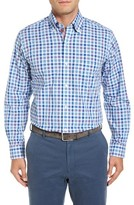 Tailorbyrd Men's Big & Tall Kartong Plaid Sport Shirt