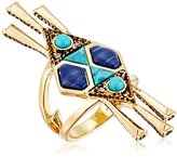 House Of Harlow Navajo Statement Ring, Size 7