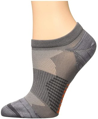 Merrell Bare Access No Show (Monument) Women's Crew Cut Socks Shoes