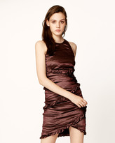 Nicole Miller Ruffle Dress