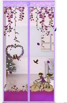 KXIEHFS Anti-mosquito curtain/mute screen oor/beroom,high enisity,restroom ,partition fabric curtain/screen