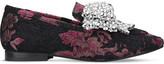 Kg Kurt Geiger Khloe embellished slippers
