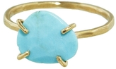 Melissa Joy Manning Lone Mountain Turquoise Ring