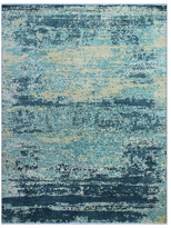 Galaxy Ebru Handmade Wool Rug