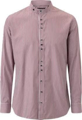 Joseph Jarvis Cupro Pinstripes Mix Shirts
