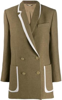 Fendi Straight-Cut Jacket