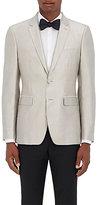 Burberry X Barneys New York Men's Silk Shantung Two-Button Sportcoat