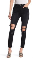 True Religion Caia Ultra High Rise Super Skinny Jeans
