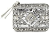 Forever 21 FOREVER 21+ Sequined Coin Purse