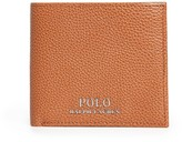 Polo Ralph Lauren Tailored Pebble Leather Bifold Wallet