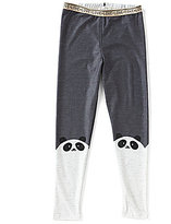 Jessica Simpson Big Girls 7-16 Surry Panda Leggings