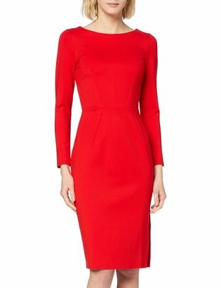 Closet London Women's Long Sleeve Knee Lenght Bodycon Dress Party