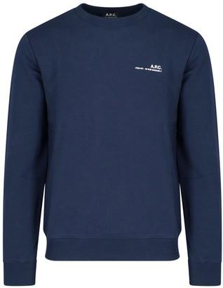 A.P.C. Item Logo Sweatshirt