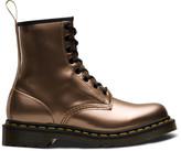 Dr. Martens Vegan 1460 Chrome Metallic Boot