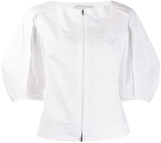3.1 Phillip Lim Puff-Sleeve Blouse