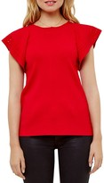 Ted Baker Frill-Sleeve Top