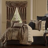 Thumbnail for your product : J Queen New York Jordan 4-Piece King Comforter Set in Chocolate