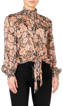 Elan International MEADOWS BLOUSE