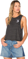 Spiritual Gangster Gypsy Soul Tank in Black. - size L (also in M)