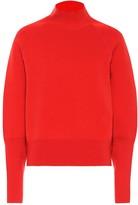 Acne Studios Turtleneck wool-blend sweater
