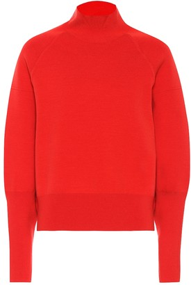 Acne Studios Turtleneck wool-blend sweater