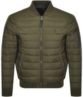 Ralph Lauren Light Weight Down Jacket Green