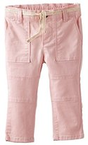 Osh Kosh Baby/Toddler Girls Skinny Field Twill Pants