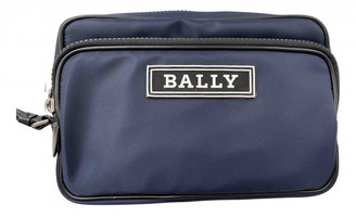 Bally Blue Polyester Bags