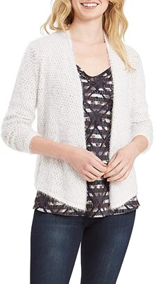 Nic+Zoe The Right Fluff Cardigan (Neutral Mix) Women's Clothing