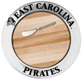Wilton Armetale East Carolina Pirates 12-Inch Cheese Board