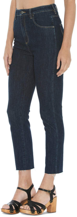 Wrangler Hi Peggy Cropped Jean
