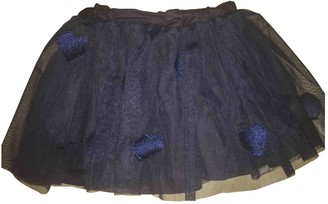 Stella McCartney Blue Polyester Skirts