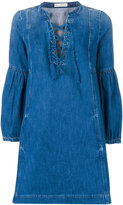 Ulla Johnson denim dress