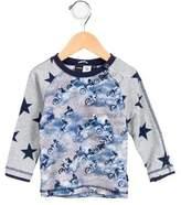Molo Boys' Printed Pajama Shirt