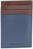 Perry Ellis Front Pocket Magnetic Clip Wallet