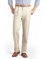 Izod Big & Tall Pleated Chino Pants