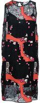 MSGM New York macramé lace dress