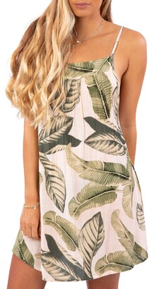 Rip Curl Coco Beach Cover-Up Dress