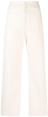 Seventy High-Waisted Tailored Trousers