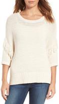 Rebecca Minkoff Fringe Sweater
