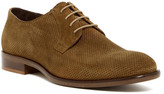 Bacco Bucci Perforated Suede Lace-Up Derby